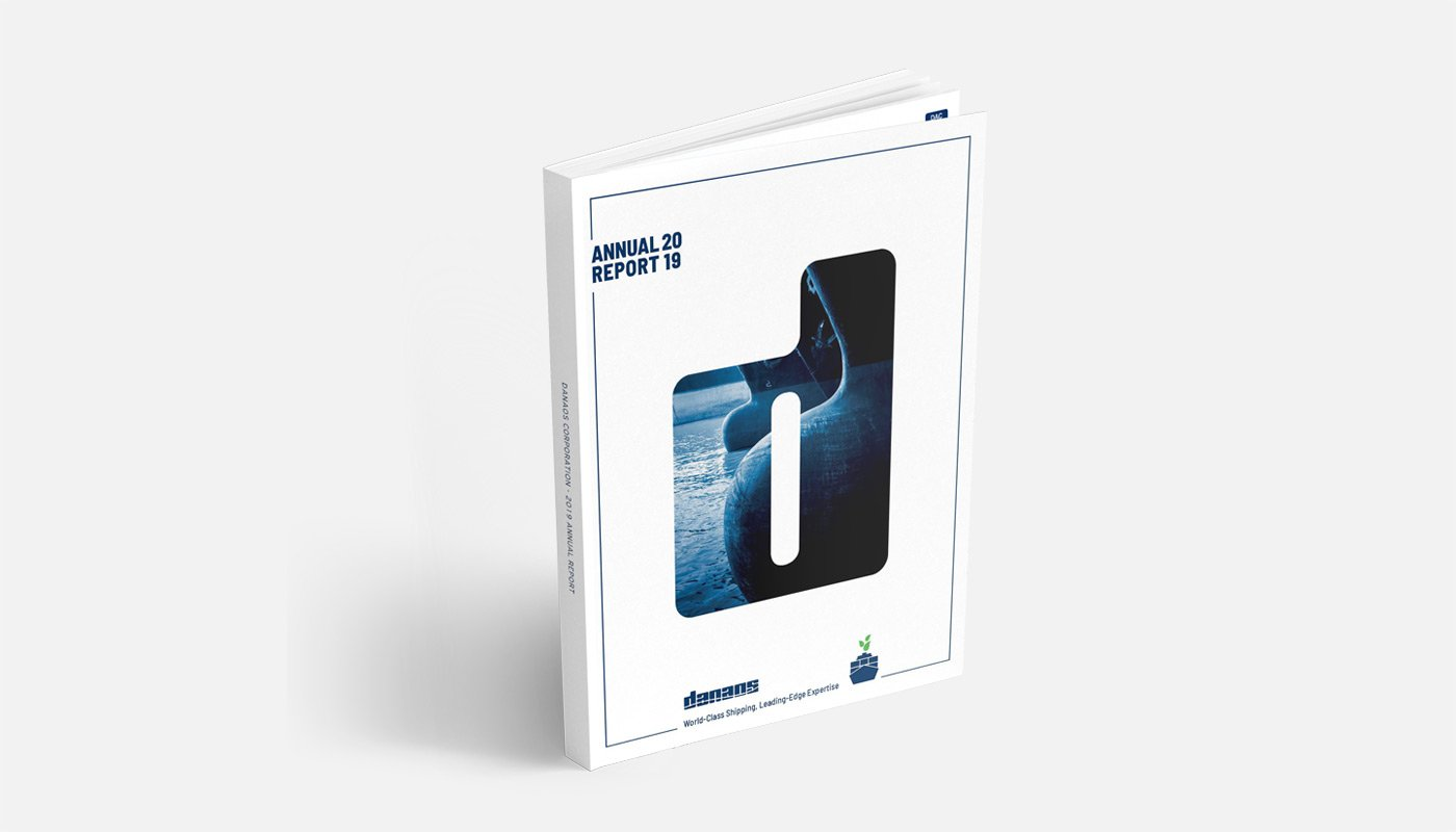 DANAOS Annual Report 2019