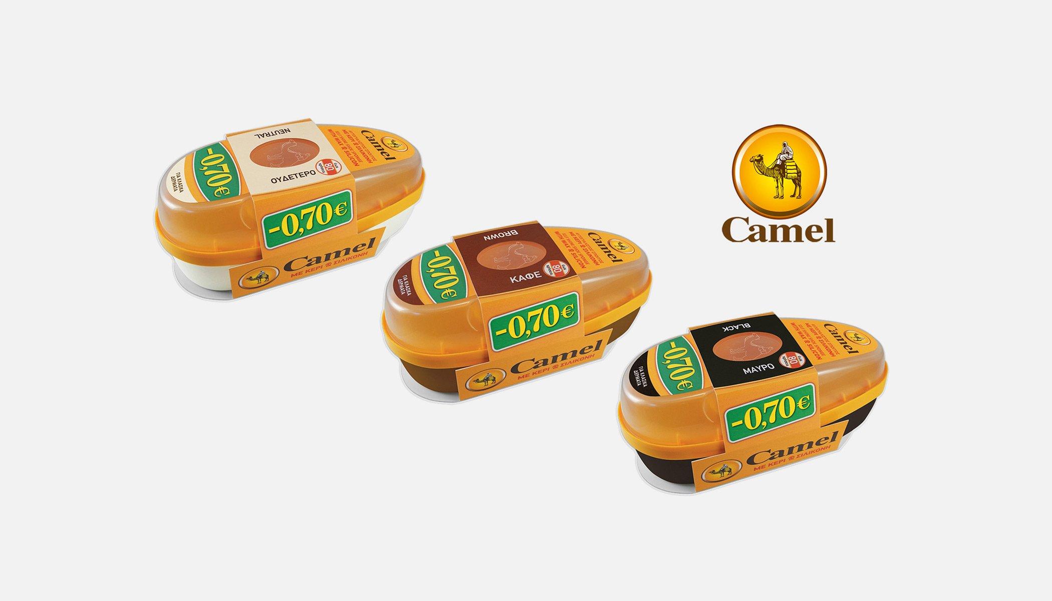 CAMEL Wax Sponge