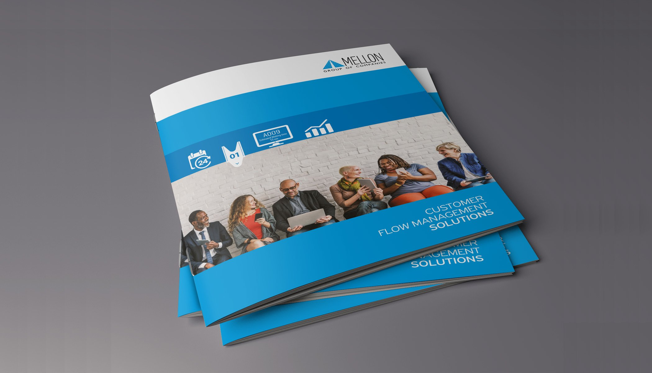 "MELLON ""Customer Flow Management"" Brochure"