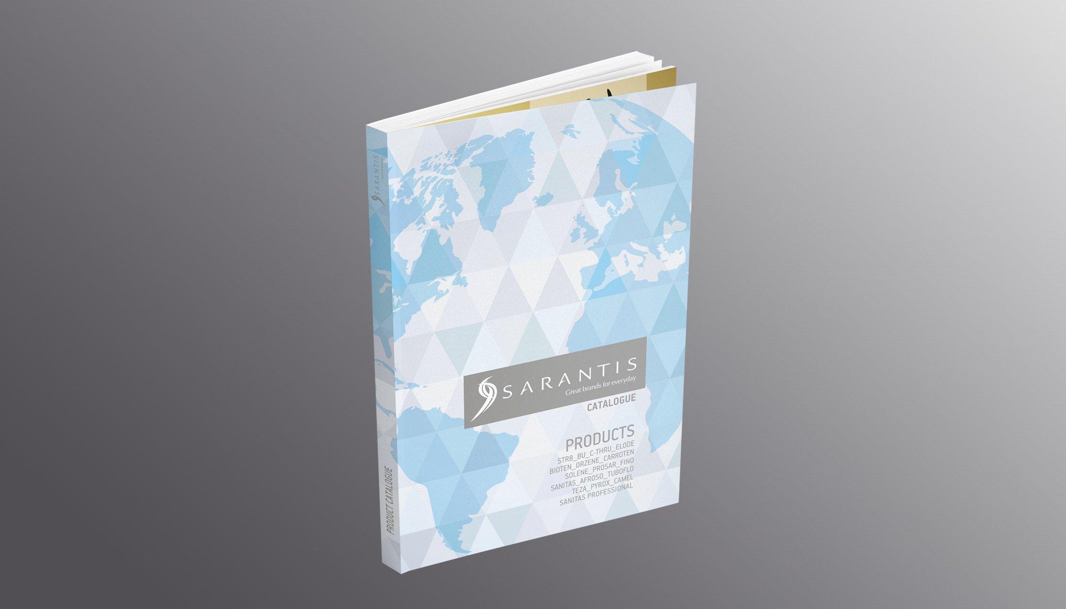 SARANTIS GROUP Exports Catalog